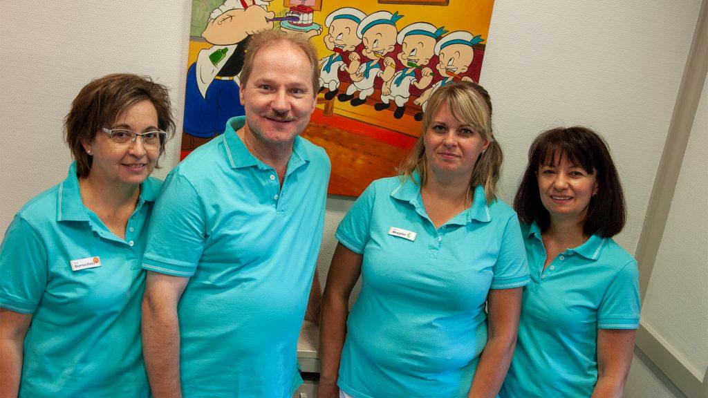 Team Zahnarztpraxis Bornschein